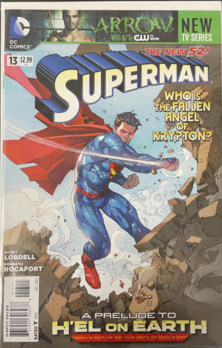 ComicBook-Superman-H'El on Earth 13